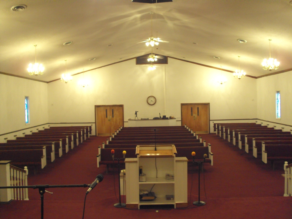 Middle Cross Baptist Church Blank Title